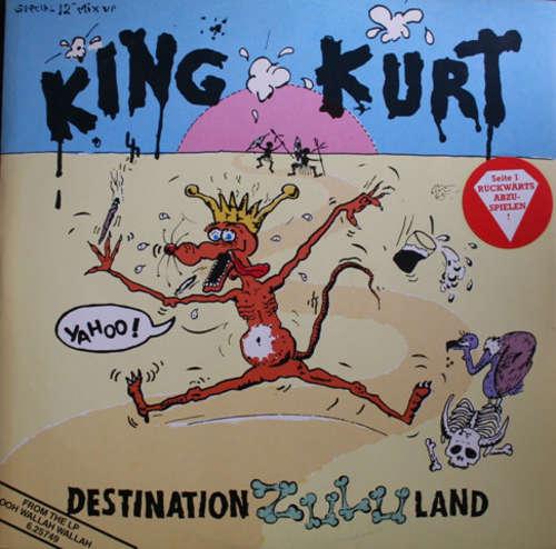 Cover King Kurt - Destination Zululand (12) Schallplatten Ankauf