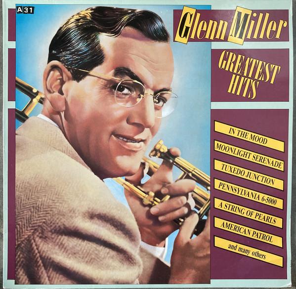 Cover zu Glenn Miller - Greatest Hits (LP, Comp) Schallplatten Ankauf
