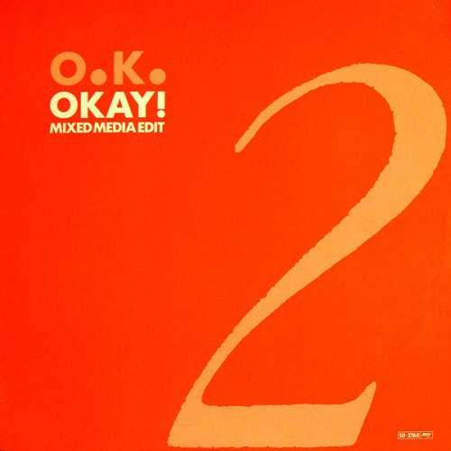 Cover O.K. - Okay! (Mixed Media Edit) (12) Schallplatten Ankauf