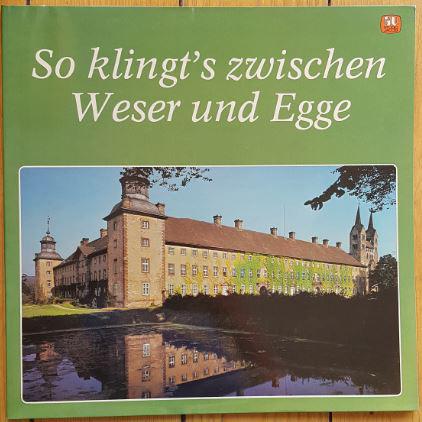 Bild Bezirksgruppe Höxter des Westf. Blindenvereins e. V. - So klingt's zwischen Weser und Egge (LP, Album, Gat) Schallplatten Ankauf