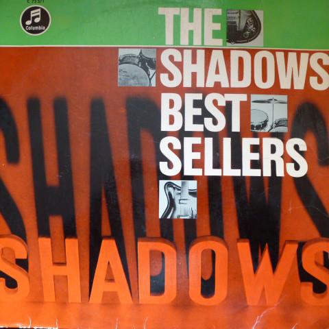 Bild The Shadows - The Shadows Bestsellers (LP, Comp, RE) Schallplatten Ankauf
