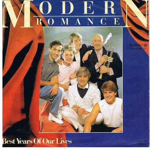Bild Modern Romance - Best Years Of Our Lives (7, Single) Schallplatten Ankauf