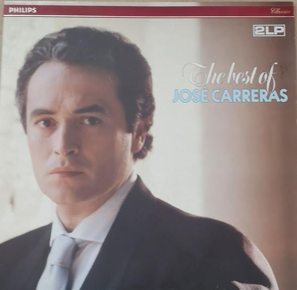 Cover zu José Carreras - The Best Of (2xLP, Comp) Schallplatten Ankauf