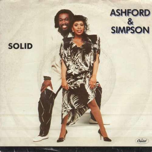 Bild Ashford & Simpson - Solid (7, Single) Schallplatten Ankauf