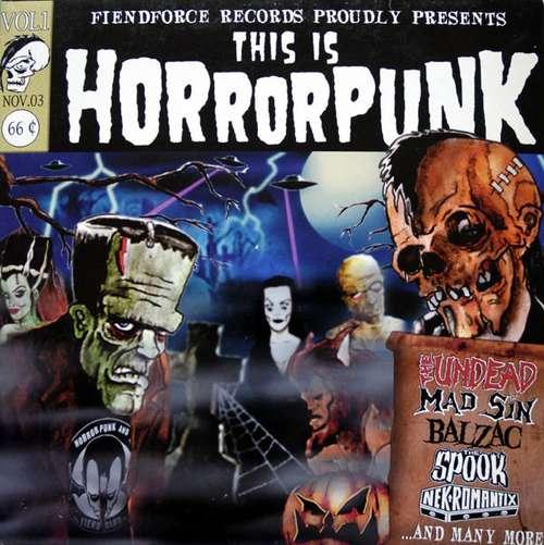 Cover Various - This Is Horrorpunk (2xLP, Comp, Ltd, Red) Schallplatten Ankauf