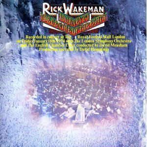 Cover Rick Wakeman - Journey To The Centre Of The Earth (LP, Album, RE, Gat) Schallplatten Ankauf