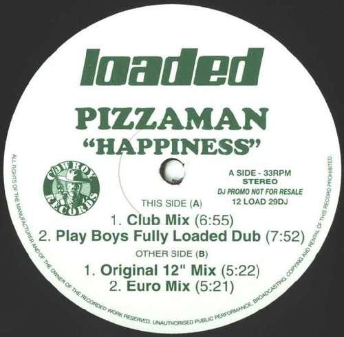 Bild Pizzaman - Happiness (12, Promo, Gre) Schallplatten Ankauf