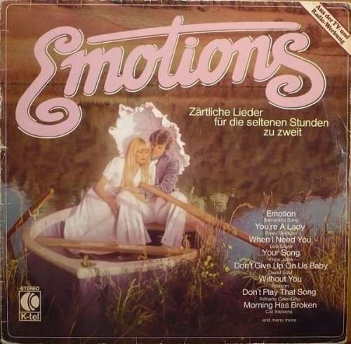 Bild Various - Emotions (LP, Comp) Schallplatten Ankauf