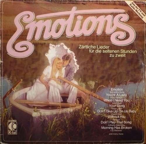Cover zu Various - Emotions (LP, Comp) Schallplatten Ankauf