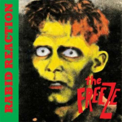 Cover Freeze, The - Rabid Reaction (LP, Album, RE, Gre) Schallplatten Ankauf