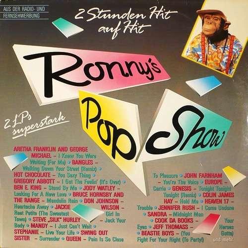 Cover Various - Ronny's Pop Show 9 (2xLP, Comp) Schallplatten Ankauf