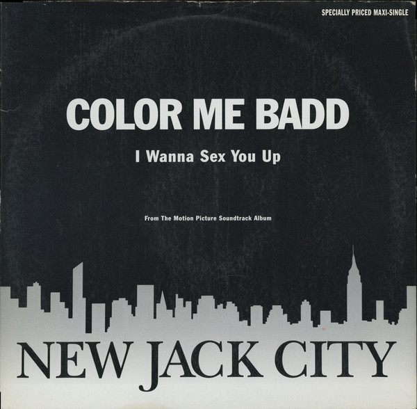 Bild Color Me Badd - I Wanna Sex You Up (12, Maxi, SRC) Schallplatten Ankauf
