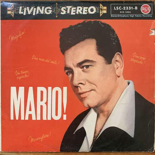 Bild Mario Lanza - Mario! (LP) Schallplatten Ankauf