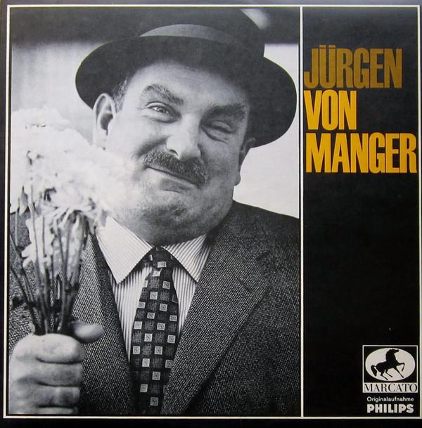 Cover Jürgen von Manger - Jürgen von Manger (LP, Mono) Schallplatten Ankauf