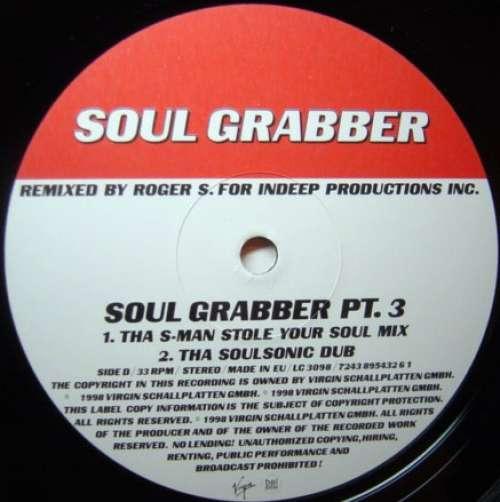 Bild Soul Grabber - Soul Grabber Pt. 3 (12 + 12) Schallplatten Ankauf