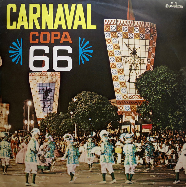 Cover Various - Carnaval Copa 66 (LP) Schallplatten Ankauf