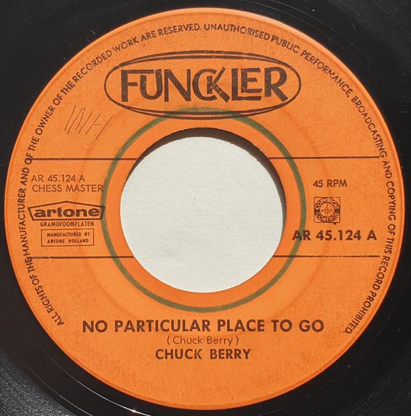 Bild Chuck Berry - No Particular Place To Go / Liverpool Drive (7, Single) Schallplatten Ankauf