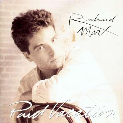 Cover Richard Marx - Paid Vacation (CD, Album) Schallplatten Ankauf