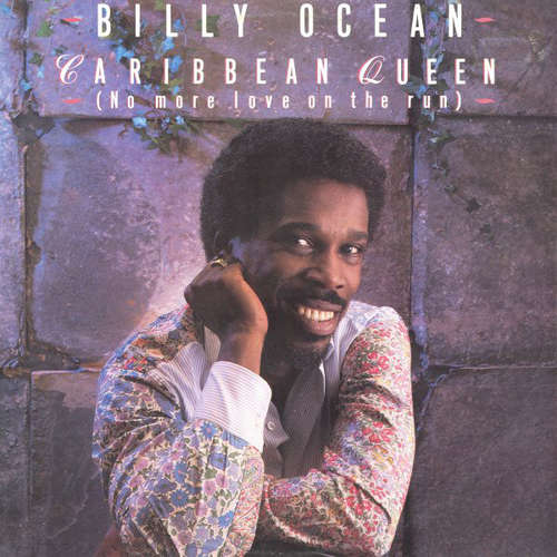 Cover Billy Ocean - Caribbean Queen (No More Love On The Run) (12) Schallplatten Ankauf