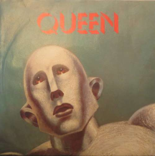 Cover Queen - We Are The Champions / We Will Rock You (7, Single, RP) Schallplatten Ankauf