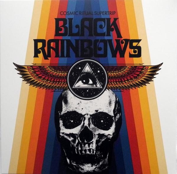 Bild Black Rainbows - Cosmic Ritual Supertrip (LP, Album) Schallplatten Ankauf
