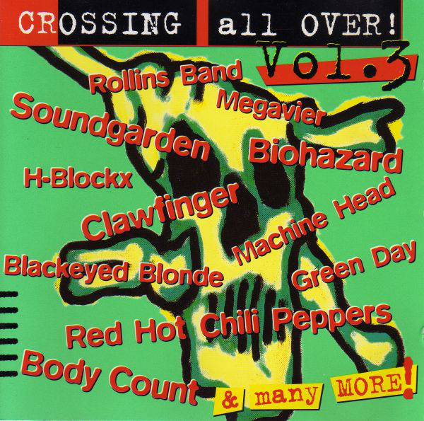 Cover Various - Crossing All Over! - Vol. 3 (CD, Comp) Schallplatten Ankauf