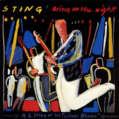 Bild Sting - Bring On The Night (2xLP, Album) Schallplatten Ankauf
