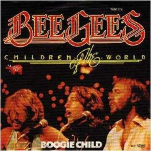 Bild Bee Gees - Children Of The World / Boogie Child (7, Single) Schallplatten Ankauf