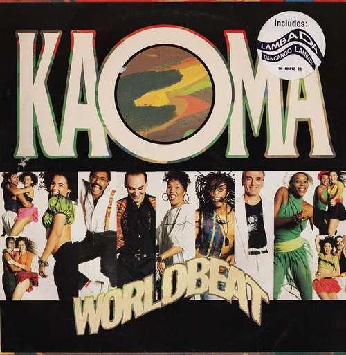 Cover zu Kaoma - Worldbeat (LP, Album) Schallplatten Ankauf
