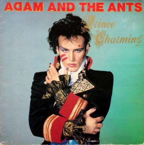 Cover Adam And The Ants - Prince Charming (LP, Album, Gat) Schallplatten Ankauf