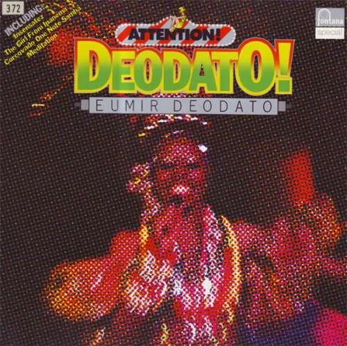 Bild Eumir Deodato - Attention! Deodato! (LP, Album) Schallplatten Ankauf