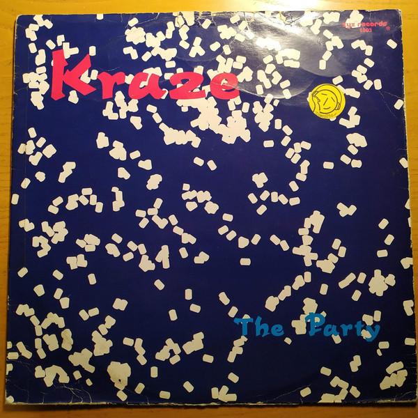 Cover Kraze - The Party (12, Maxi) Schallplatten Ankauf