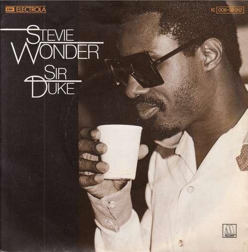 Bild Stevie Wonder - Sir Duke (7, Single) Schallplatten Ankauf