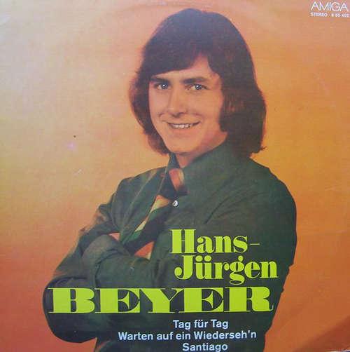 Cover zu Hans-Jürgen Beyer - Hans-Jürgen Beyer (LP, Album) Schallplatten Ankauf