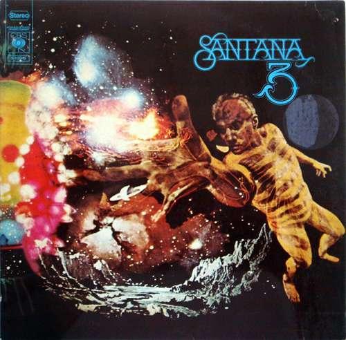 Cover Santana - 3 (LP, Album, Gat) Schallplatten Ankauf