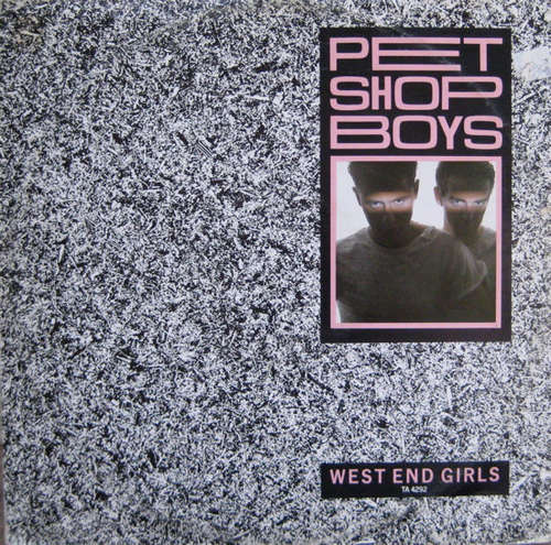 Cover Pet Shop Boys - West End Girls (12, Single) Schallplatten Ankauf