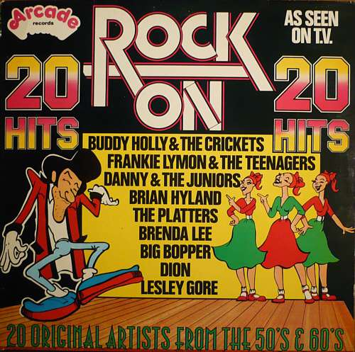 Bild Various - Rock On (LP, Comp, Mono) Schallplatten Ankauf