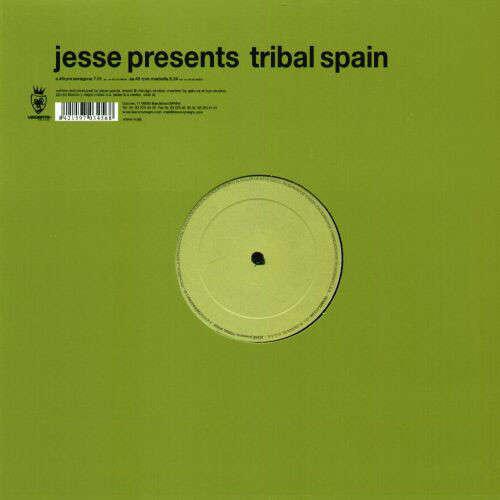 Cover Jesse Garcia - Tribal Spain (12) Schallplatten Ankauf
