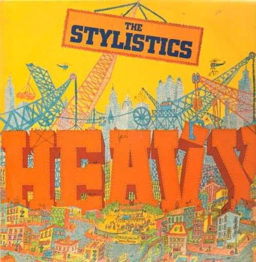 Bild The Stylistics - Heavy (LP, Album) Schallplatten Ankauf