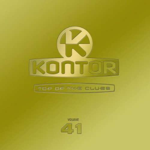 Cover Various - Kontor - Top Of The Clubs Volume 41 (3xCD, Mixed) Schallplatten Ankauf
