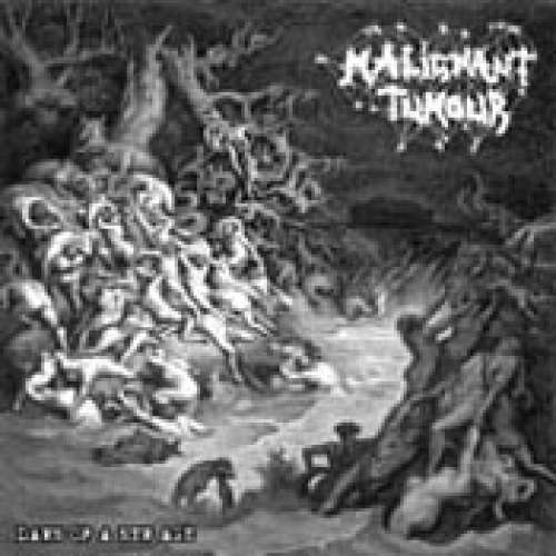 Cover Malignant Tumour - Dawn Of A New Age (LP, Album) Schallplatten Ankauf