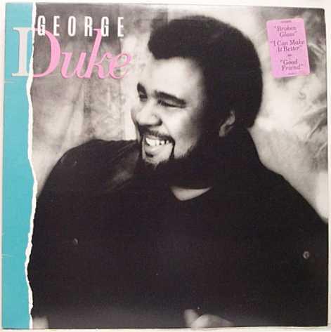 Bild George Duke - George Duke (LP, Album) Schallplatten Ankauf