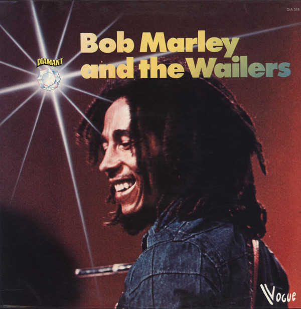 Cover zu Bob Marley And The Wailers* - Bob Marley And The Wailers (LP, Album, RE) Schallplatten Ankauf