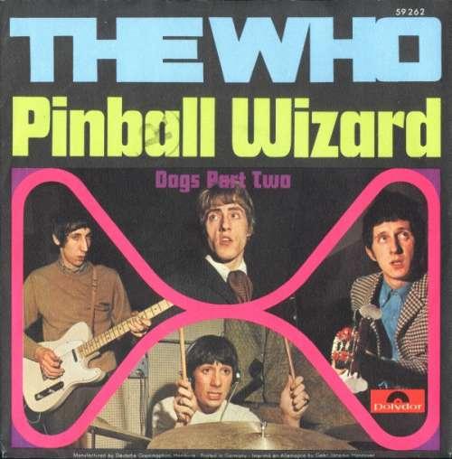 Bild The Who - Pinball Wizard (7, Single, Mono) Schallplatten Ankauf