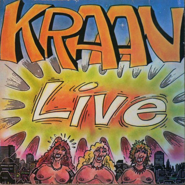 Bild Kraan - Live (2xLP, Album, RE) Schallplatten Ankauf