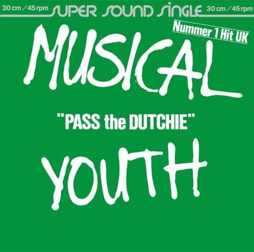 Cover Musical Youth - Pass The Dutchie (12, Single) Schallplatten Ankauf