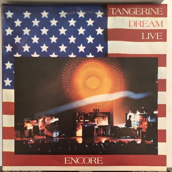 Cover zu Tangerine Dream - Encore (2xLP, Album, Gat) Schallplatten Ankauf
