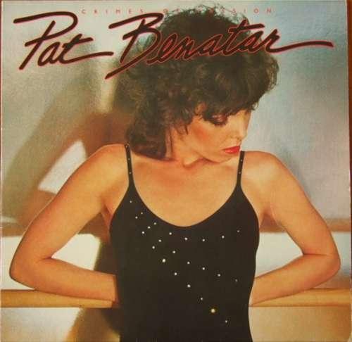 Bild Pat Benatar - Crimes Of Passion (LP, Album) Schallplatten Ankauf