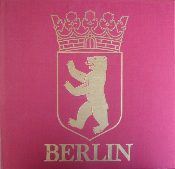 Cover Various - Berlin (2xLP, Comp + Box) Schallplatten Ankauf