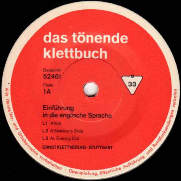 Cover No Artist - Einführung In Die Englische Sprache (3x7) Schallplatten Ankauf